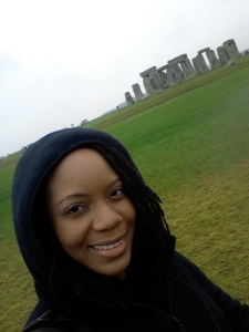 Me at Stonehenge!
