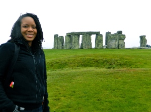 The closest I got to Stonehenge!